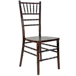Ballroom Fruitwood Chiavari Chair
