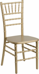 Ballroom Gold Chiavari Chair